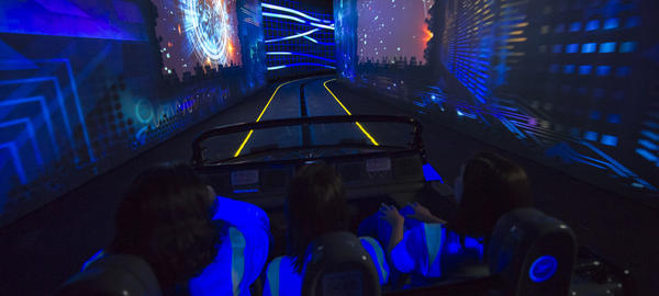 Test Track is being remodeled for reopening in fall 2012, but its main feature is the 60-mph ride around a car-testing track after a tour through a car manufacturing plant.