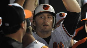 Buck's 'big, hairy guys' deliver long ball for Orioles
