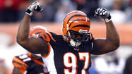 Yanda on Bengals Pro Bowl DT Geno Atkins: 'He's one of the best'