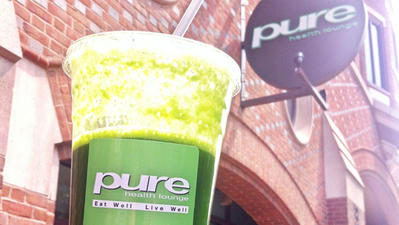 New Haven's Local Juice Bars Offer a Fresh and Easy Way to Get Your Fruits and Veggies