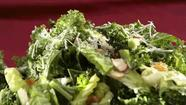 Culinary SOS: Chopped kale salad from Napa Valley Grille