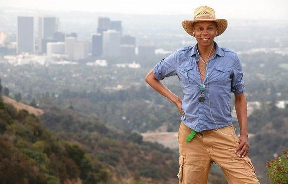 RuPaul's new focus: hiking in L.A.
