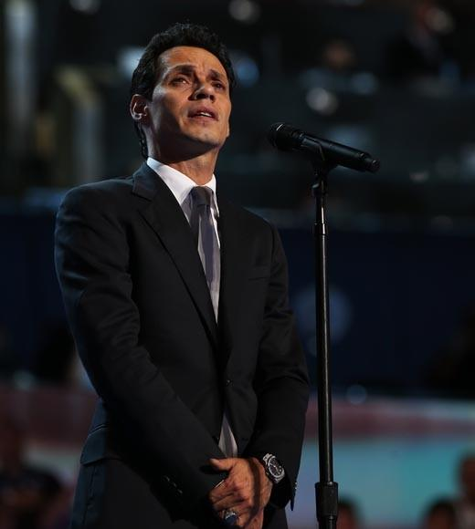 From Tom Hanks to Eva Longoria: Famous President Obama supporters: The singer performed the national anthem at the Democratic National Convention.