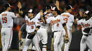 Orioles go with the same lineup Friday night vs. Yankees