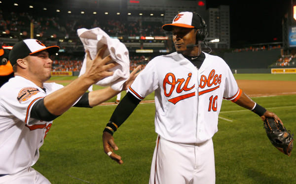 Adam Jones and the Orioles broke a MASN viewership record with their thrilling victory over the Yankees on Thursday night.