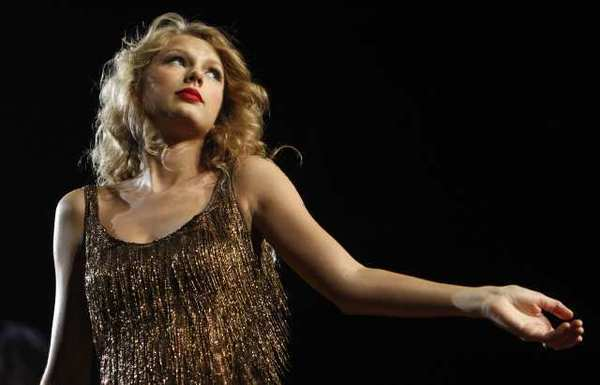 Taylor Swift, Kenny Chesney, Brad Paisley, Blake Shelton and Jason Aldean were nominated Wednesday for the Country Music Assn.'s top honor as entertainer of the year, an award to be handed out Nov. 1 at the 46th CMA Awards ceremony in Nashville.  <br> <br> <strong>Full story: &l