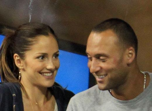 Tom Brady and Gisele and more athlete/entertainer love matches: The New York Yankee has been linked with plenty of boldface names, including Mariah Carey, Jessica Biel and Jordana Brewster. Hes most recently been seen with Friday Night Lights actress Minka Kelly, but the relationship reportedly ended in 2011.