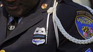 Baltimore City officer remembered for dedication to duty