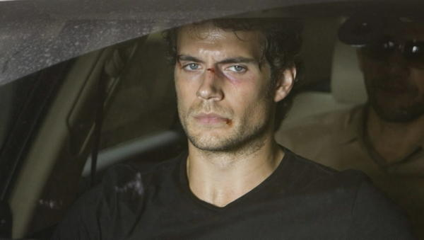 "Henry Cavil stars in ""The Cold Light of Day."""
