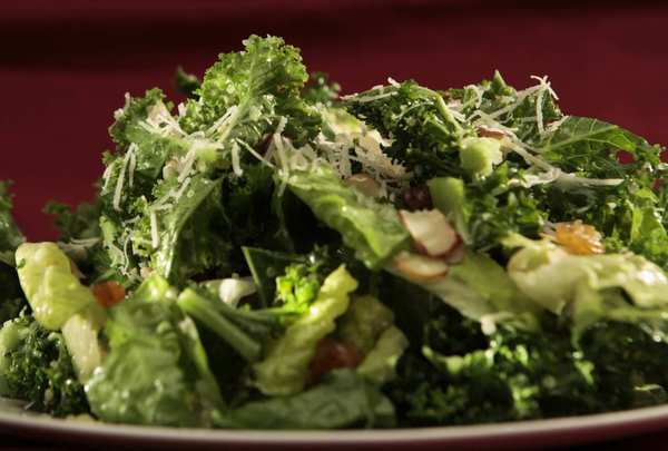 Napa Valley Grille's chopped kale salad