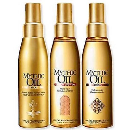 L'Oreal's Mythic Oil