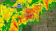 <strong>11:10 p.m.: </strong>Tornado Warnings have expired; Watches and Warnings for most of Central Indiana expire as well