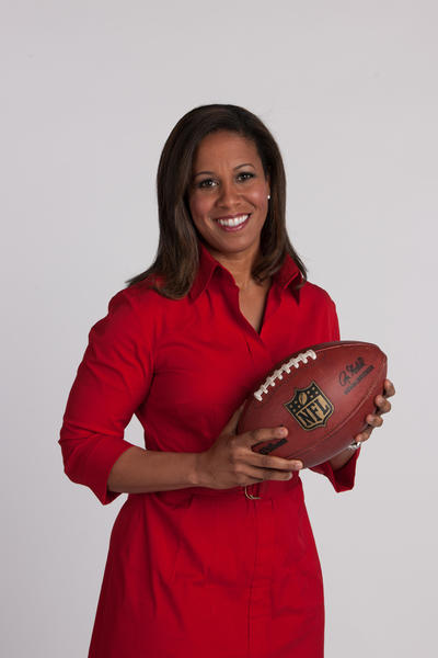 "Lisa Salters new sideline reporter for ESPN's ""Monday Night Football."""