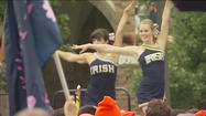 Tradition, family atmosphere, draw Notre Dame fans to South Bend