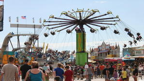 Day 2 Special Events: Kansas State Fair