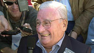 Many thanks to Art Modell for his contributions to the NFL