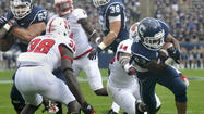 UConn Offense Struggles In 10-7 Loss To N.C. State