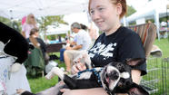 Pictures: Barkfest in Allentown