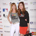 Marg Helgenberger and Dana Delany