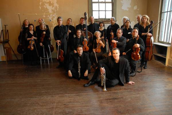Orpheus Chamber Orchestra celebrates 40 years and 26 years at the Williams Center at Lafayette College with five concerts featuring guest artists ranging from classical to jazz.