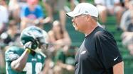 — Based on the way the Philadelphia Eagles finished last season and almost every season under head coach Andy Reid, it could be argued that it's not terribly important for them to get off to a strong start this fall.