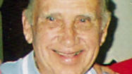 Charles E. Sulcek, 94, of Springdale, Ark., formerly of Chicago, went to be with the Lord in heaven on May 18, 2012, when he died of a sudden heart attack at Northwest Medical Center in Springdale.