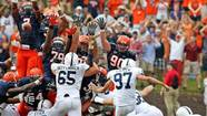 Virginia beats Penn State 17-16
