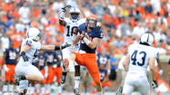 Virginia's defense rescues offense in victory over Penn State