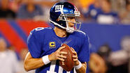Dec. 23: Eli Manning, New York Giants