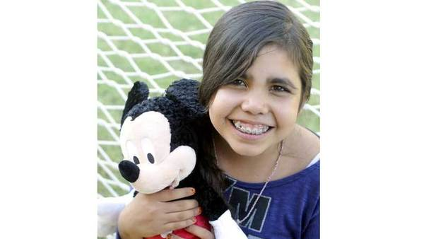 Brawley resident Carolina Luna, 12, went on a Disney Bahamas cruise provided by the Make-A-Wish Foundation.