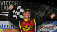 Kansas native Clint Bowyer wins in Richmond