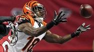 In the NFL, there's a general rule of thumb that it takes a wide receiver three years to reach his potential. As with almost every rule, there are exceptions, and the Ravens will meet one of those exceptions Monday night when the Cincinnati Bengals visit M&T Bank Stadium.