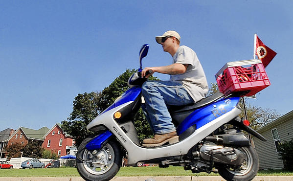 New maryland law to require insurance on scooters mopeds for Maryland motor vehicle laws