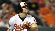 <strong>Chris Davis</strong> is well aware of how his offensive numbers plummeted when he played right field in June and July.