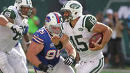 EAST RUTHERFORD, N.J. — You knew a Jets quarterback was going to get booed in the season opener. You just knew it. But who could have guessed it would be Tim Tebow when the home team was ahead by two touchdowns in the first half?