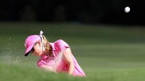 After four rounds and eight playoff holes, still no champion at Kingsmill