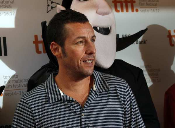 "Adam Sandler is the voice of Dracula in ""Hotel Transylvania.""  <style type=""text/css"">