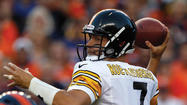 DENVER (AP) — Peyton Manning made a successful NFL return from a year's sabbatical, leading the Broncos past the Pittsburgh Steelers 31-19 in his Denver debut Sunday night.