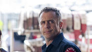 "David Eigenberg of ""Chicago Fire"""