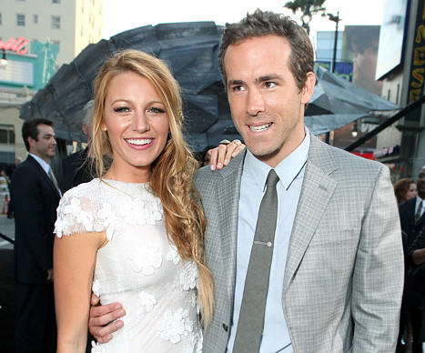 Ryan Reynolds and Blake Lively Get Married in Secret Ceremony!