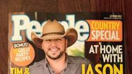 "<span style=""font-size: small;"">People magazine has released a new ""Country Special"" issue and inside country starJason Aldean shows off his 18-acre Tennessee property and home. He also talks about his girls Keeley (9) and Kendyl (5); telling the magazine that ""family dinners"" and""bedtime tickle fights"" are some of his favorite parts of the day. One place he can't keep his daughters away from? Target. Kendyl loves the toy aisle, but Jason says it doesn't matter where they're at, when he's home they're always together as a family. The new issue featuring Jason, plus Wynonna's wedding photos, is on newsstands now.</span>"