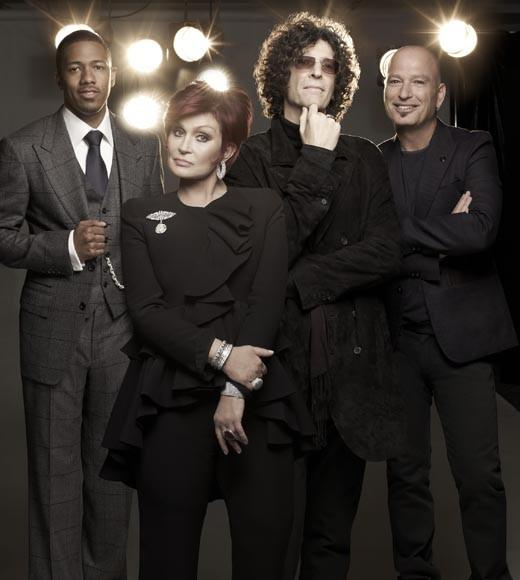<b>Judges:</b> Sharon Osbourne, Howie Mandel, Howard Stern, Brandy Norwood,  David Hasselhoff, Piers Morgan <br><BR> Technically, this is a talent show, not a singing show. But, just like in real-life talent shows, singers tend to dominate. And, just like with real talent shows, they tend to go nowhere after the show is over.