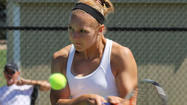 Photo Gallery: Salina Central Girls Tennis Tournament