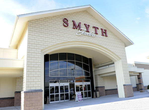 The Smyth Jewelers store in Timonium.