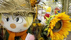 Photos: Scarecrow Displays at the Fair
