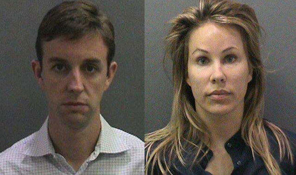 An Irvine couple planted drugs in the car of a PTA president and school volunteer in an attempt to get her arrested, police said.  Prosecutors said the couple believed the woman was not properly supervising their son and hatched a scheme against her in retaliation. 