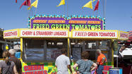 Photos: Fair Food Booths