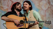 Sept. 11: The Avett Brothers, 'The Carpenter'