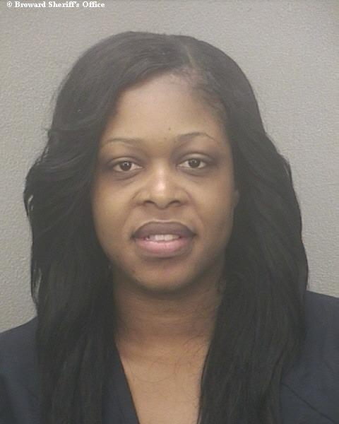 Brenda Charlestain, 28, of Greenacres, was accused of making a threat against a federal employee during a recorded phone call her husband made from the Broward County Jail. Charlestain said she was actually discussing how to clear a Voodoo curse from her husband.