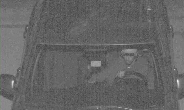 Surveillance photograph of suspected Coconut Creek carjacker